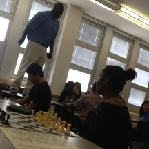 chess makes you stand on tables