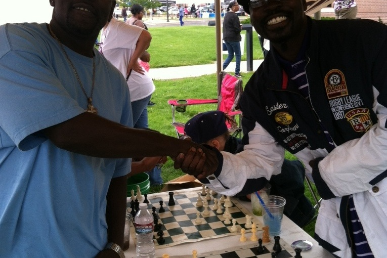 CHESS at Safe City in the Holly